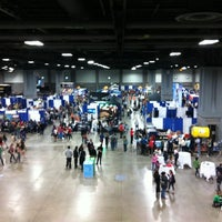 Photo taken at Walter E. Washington Convention Center by Brian F. on 4/28/2012