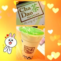 Photo taken at Cha Dao Tea Place by Cecil S. on 9/1/2012