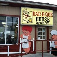 7/13/2012에 John님이 Bar-B-Que House에서 찍은 사진