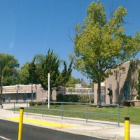 Photo taken at Chet F Harritt Elementary School by Michelle G. on 9/12/2012