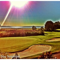 Photo taken at Quidnessett Country Club by Allyson on 8/30/2012