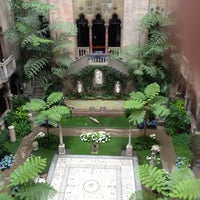 Photo taken at Isabella Stewart Gardner Museum by Alex B. on 6/2/2012