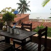 Photo taken at Restaurante Golfinhos by Caio C. on 7/7/2012