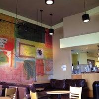 Photo taken at Starbucks by Jonathan G. on 3/6/2012