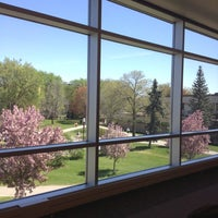Photo taken at The Miller Center - SCSU by Tom C. on 4/26/2012