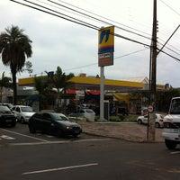 Photo taken at Posto JC Barcellos (Ipiranga) by Cid T. on 4/5/2012