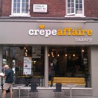 Photo taken at Crepeaffaire by Isabel N. on 8/9/2012