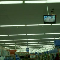 Photo taken at Walmart Supercenter by Cameron S. on 3/11/2012