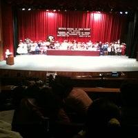 Photo taken at Teatro Del Estado by Oliva on 8/11/2012