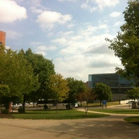 Photo taken at Crouse-Hinds Hall by Evgeniya on 9/6/2012