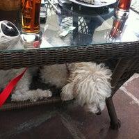 9/4/2012 tarihinde Canan L.ziyaretçi tarafından Bachçe Cafe'de çekilen fotoğraf