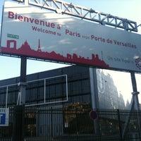 Photo taken at Paris Expo Porte de Versailles by Ulysse B. on 5/13/2012