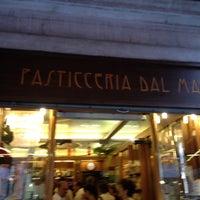 Photo taken at Pasticceria Dal Mas by Elisabetta B. on 6/22/2012