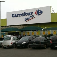 Photo taken at Carrefour by Leticia M. on 3/18/2012