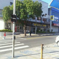 Photo taken at Banco do Brasil by Talita B. on 7/30/2012