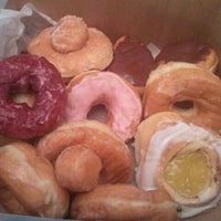 Photo taken at The Donut shop by Hope D. on 2/3/2012