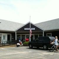 Photo taken at Edgartown Post Office by John L. on 8/8/2012