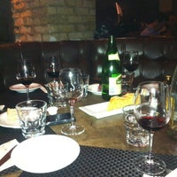 Photo taken at Restaurant Au Chaud Lapin by Leila N. on 5/4/2012