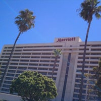 Photo taken at Torrance Marriott South Bay by Matthias S. on 9/2/2012