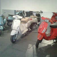 Photo taken at Scooter Service Rotterdam by Perry v. on 2/22/2012