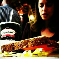 Photo taken at Capriotti's Sandwich Shop by Demont D. on 3/22/2012