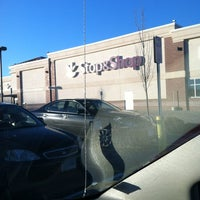 Photo taken at Stop & Shop by Nicole B. on 2/26/2012