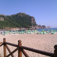 Foto scattata a Kleopatra Plajı da Oksana S. il 6/3/2012