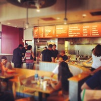 Photo taken at Chipotle Mexican Grill by Aaron M. on 5/10/2012