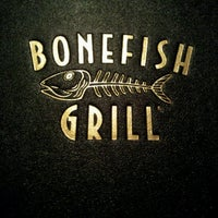 Photo taken at Bonefish Grill by Jerry S. on 7/8/2012