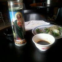 Photo taken at Pho King on Franklin by Tan N. on 7/8/2012