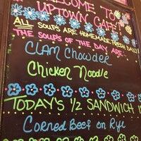 Photo taken at Uptown Cafe by John B. on 8/17/2012