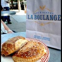 Photo taken at La Boulangerie de San Francisco by Sonja K. on 7/13/2012