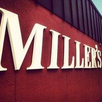 Photo taken at Miller's Bar by Mr. C. on 9/13/2012