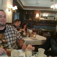 Photo taken at Savannahs Restaurant by Jarrod A. on 4/10/2012