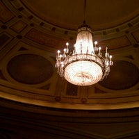 Photo taken at Palace Theatre by Jennie K. on 2/9/2012