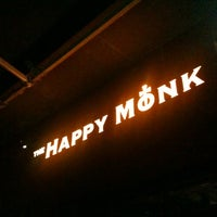 Photo taken at The Happy Monk by Chng318 on 3/23/2012
