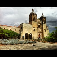 Foto tirada no(a) Templo de Santo Domingo de Guzmán por Aleyda G. em 8/1/2012