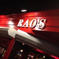 Photo taken at Rao's by Matthew N. on 7/6/2012