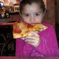 Photo taken at Zeffiro New York Pizza by Dennis W. on 3/22/2012
