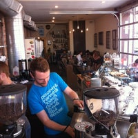 Photo taken at Ultimo Coffee @ Brew by Lindsey T. on 5/29/2012