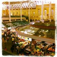 Photo taken at Public Market by Rosi C. on 3/7/2012