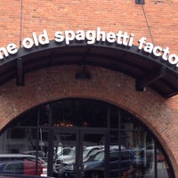Photo taken at The Old Spaghetti Factory by Brian B. on 7/20/2012