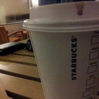 Photo taken at Starbucks by imeldine p. on 4/7/2012