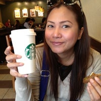 Photo taken at Starbucks by MANATSAWAN S. on 4/10/2012