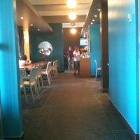 Photo taken at Savoroso Café Gelato by Pascal F. on 3/22/2012