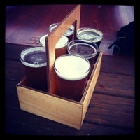 Photo taken at The Brewery by Josh P. on 2/19/2012