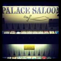 Photo taken at The Palace Saloon by Todd on 2/4/2012