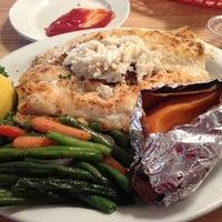 Photo taken at Diamond Shoals Restaurant by Denis O. on 9/5/2012