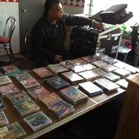 Photo taken at Singh's Roti Shop by Ty A. on 3/4/2012