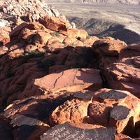 Photo prise au Red Rock Canyon National Conservation Area par Sergio O. le3/28/2012